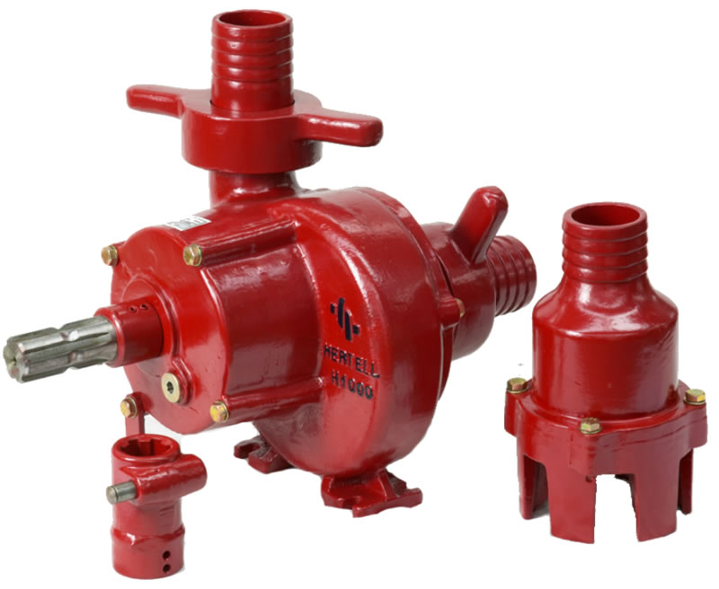 pto water pump